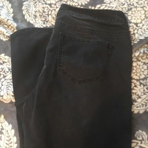 Maurices Jeans - Black Skinny Jeans